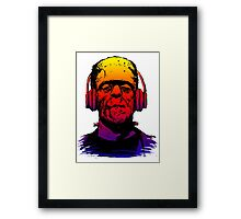 Chillinstein Framed Print