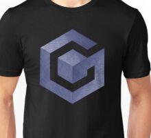 °GEEK° Gamecube Denim Logo Unisex T-Shirt