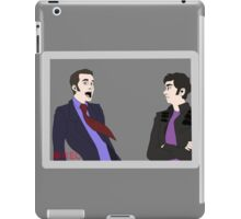 Ianto's Rap iPad Case/Skin