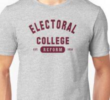 Electoral College (ATHLETIC) Unisex T-Shirt