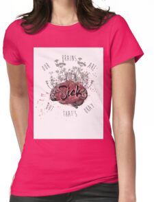 Fake You Out Womens Fitted T-Shirt