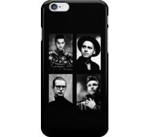 Depeche Mode :  101 poster iPhone Case/Skin