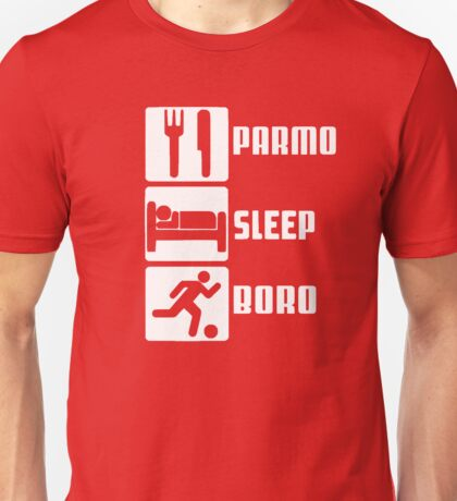 PARMO SLEEP BORO Unisex T-Shirt