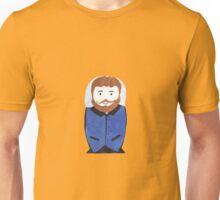 Hipster Nesting Doll Unisex T-Shirt