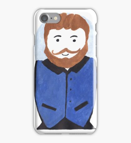 Hipster Nesting Doll iPhone Case/Skin