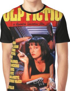pulp fiction Graphic T-Shirt