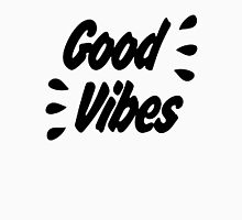 Good Vibes [Black] Unisex T-Shirt
