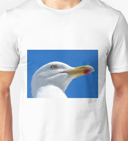 British Herring Gull Unisex T-Shirt