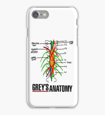 GREY'S ANATOMY - Derek's Miracle Tumor!  iPhone Case/Skin