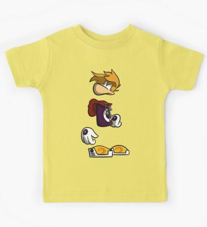 Grumpy Rayman Kids Tee