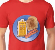 Whovian Breakfast Unisex T-Shirt