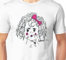 Cracked and Creepy Unisex T-Shirt
