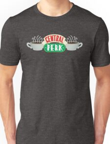 Central Perk Logo from Friends Unisex T-Shirt