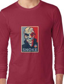 snoke popart Long Sleeve T-Shirt