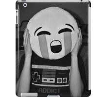 Distressed Emoji iPad Case/Skin