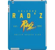 Rad'z Hockey iPad Case/Skin