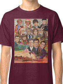 Gallifrey Stands Classic T-Shirt