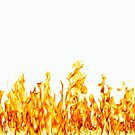 Flame Pattern - for Products. by Ann  Warrenton