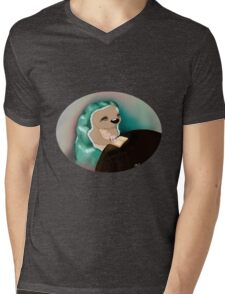 Cozy time Mens V-Neck T-Shirt