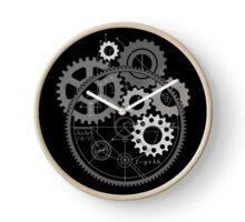 Steins Gears Clock