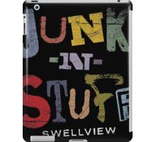 Junk-n-Stuff iPad Case/Skin