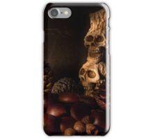 Halloween Still Life - 2 iPhone Case/Skin