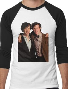 Sherlock and Eleven Men's Baseball ¾ T-Shirt