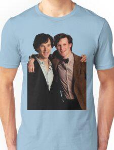 Sherlock and Eleven Unisex T-Shirt