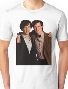 Sherlock and Eleven Unisex T-Shirt