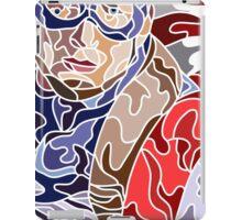 Abstract Captain iPad Case/Skin
