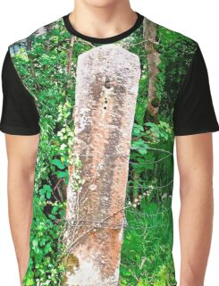 Old Gate post - County Kerry, Ireland Graphic T-Shirt