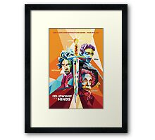 Knowledge is Power Framed Print