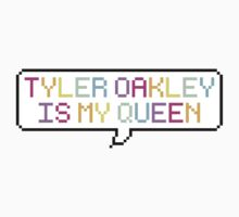 Tyler Oakley is my Queen by Neysa Tapanes