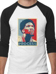 PROCESS - Joel Embiid - 76ers Men's Baseball ¾ T-Shirt