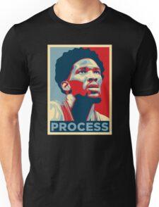PROCESS - Joel Embiid - 76ers Unisex T-Shirt