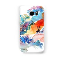 Magical Forest  Samsung Galaxy Case/Skin