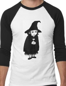 The Littlest Witch  Men's Baseball ¾ T-Shirt