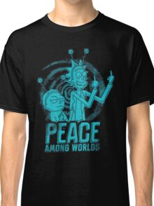 Peace Among Worlds Classic T-Shirt