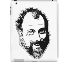 Duncan's Digressions Face iPad Case/Skin