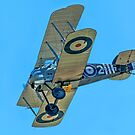 Sopwith Snipe reproduction F2367 ZK-SNI by Colin Smedley