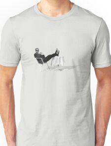 Marcello Mastroianni takin' it easy Unisex T-Shirt