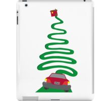 Driving Home For Christmas iPad Case/Skin