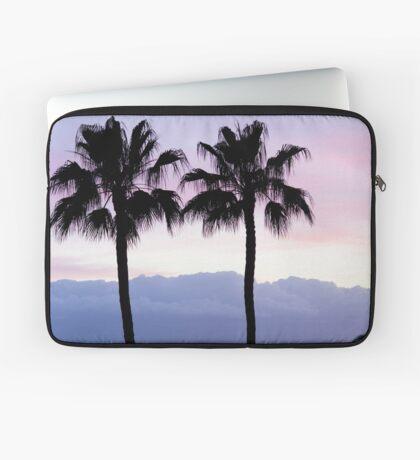 Sunset over Los Gigantes Laptop Sleeve