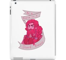 Dwarf Princess iPad Case/Skin