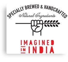 Bira 91 Indian Beer Bira91 Canvas Print