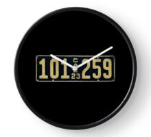 The Golden State '23 Clock