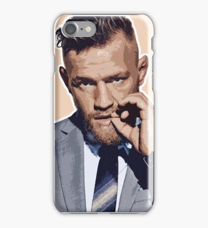 Conor McGregor Phone Case iPhone Case/Skin