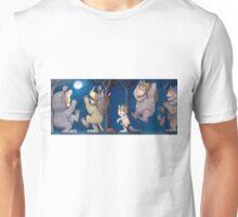 Where the Wild Things Are Wild Rumpus at night Unisex T-Shirt