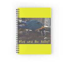 Play and Be Silly Spiral Notebook