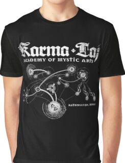 Karma-Taj  Graphic T-Shirt